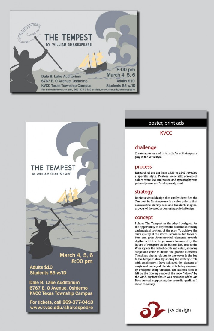 The Tempest Ads